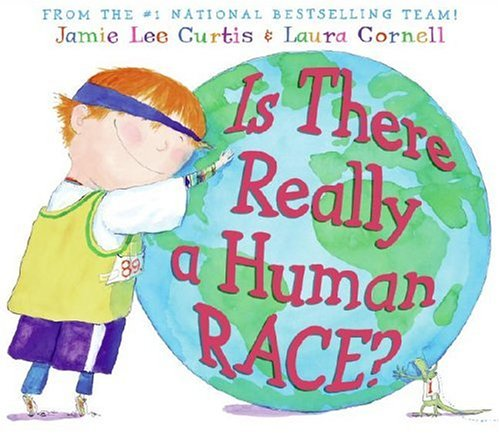 Is There Really a Human Race?   2006 edition cover
