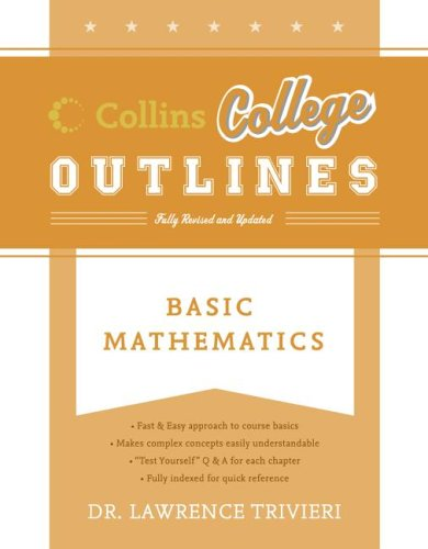 Basic Mathematics  2nd 2006 9780060881467 Front Cover
