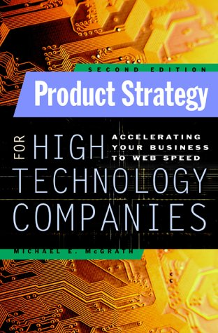 Product Strategy for High Technology Companies  2nd 2001 (Revised) edition cover