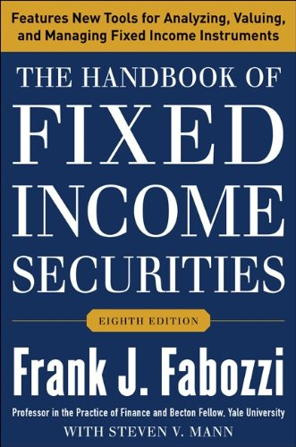 Handbook of Fixed Income Securities  8th 2012 (Revised) edition cover