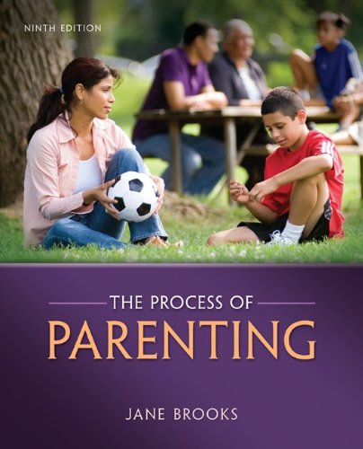 Process of Parenting  9th 2013 9780078024467 Front Cover