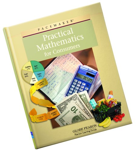 Practical Mathematics for Consumers  3rd 2004 (Student Manual, Study Guide, etc.) edition cover