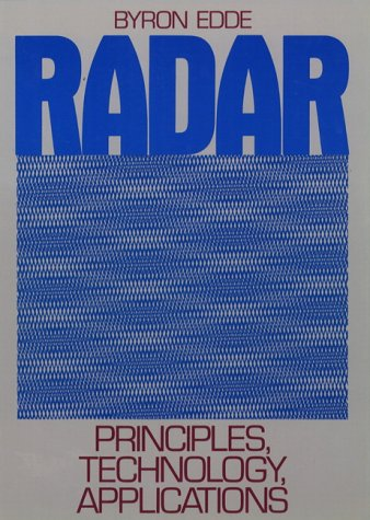 Radar Principles, Technology, Applications  1993 edition cover