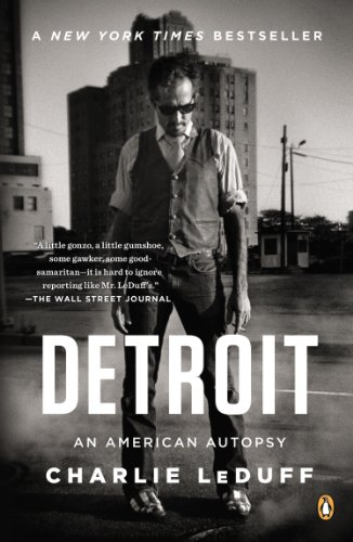 Detroit An American Autopsy N/A 9780143124467 Front Cover