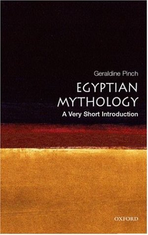 Egyptian Myth   2004 9780192803467 Front Cover