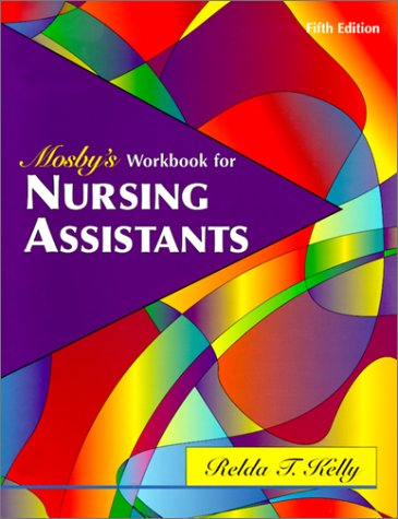 Nursing Assistant  5th 2000 (Workbook) edition cover
