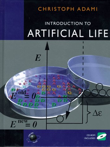 Introduction to Artificial Life   1999 edition cover
