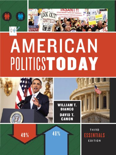 American Politics Today  3rd edition cover