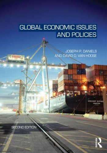 Global Economic Issues and Policies  2nd 2011 (Revised) edition cover