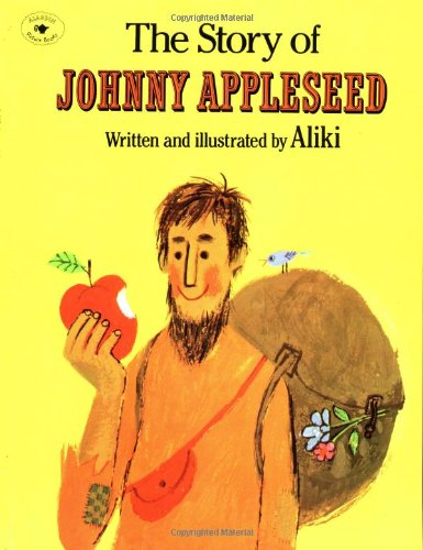 Story of Johnny Appleseed   1971 edition cover