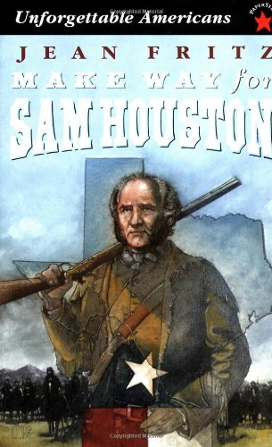 Make Way for Sam Houston  N/A edition cover