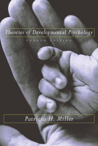 Theories of Developmental Psychology  4th 2001 edition cover
