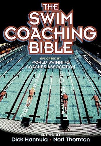 Swim Coaching Bible   2001 edition cover