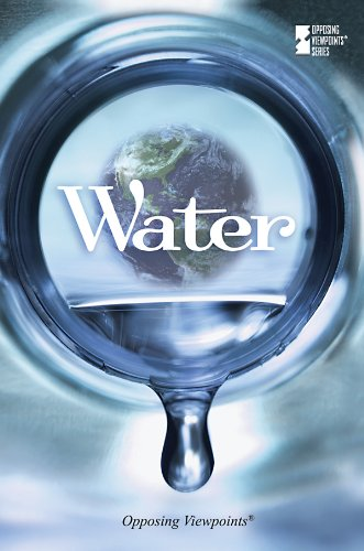 Water   2010 edition cover