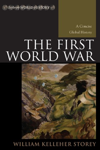 First World War A Concise Global History N/A edition cover