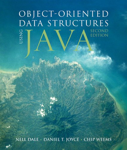 Object-Oriented Data Structures Using Java  2nd 2006 (Revised) edition cover
