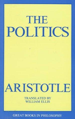 Politics  Unabridged 9780879753467 Front Cover