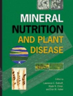 Mineral Nutrition and Plant Disease   2007 edition cover