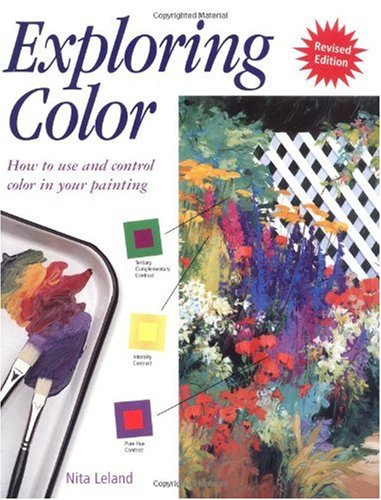 Exploring Color  2nd 1998 (Revised) edition cover