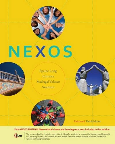 Nexos, Enhanced Edition 3rd 2014 edition cover