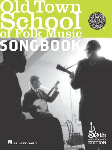 Old Town School of Folk Music Songbook  50th edition cover