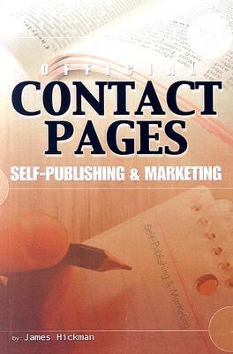 Official Contact Pages: Self-publishing & Marketing  2007 edition cover