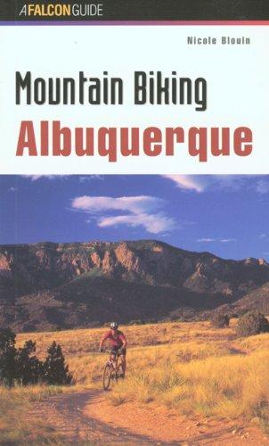 Albuquerque - Mountain Biking  N/A 9781560447467 Front Cover