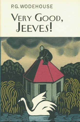 Very Good, Jeeves!   2005 edition cover