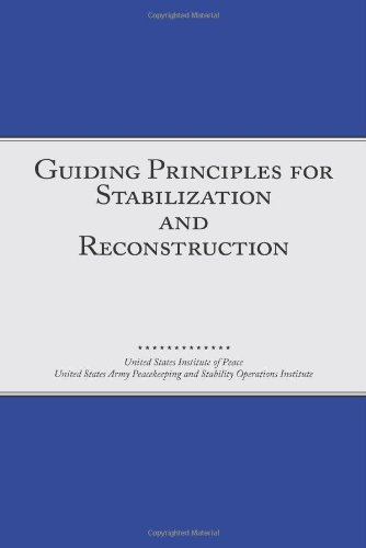 Guiding Principles for Stabilization and Reconstruction   2009 edition cover