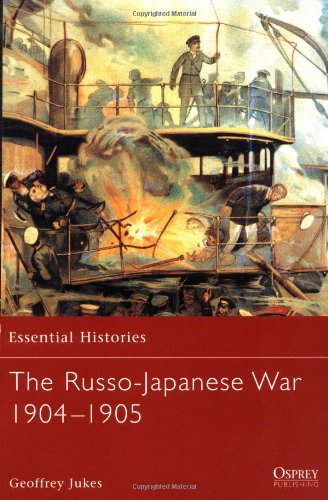 Russo-Japanese War 1904-1905   2002 edition cover
