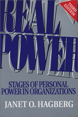 Real Power Stages of Personal Power in Organizations 3rd 2003 edition cover