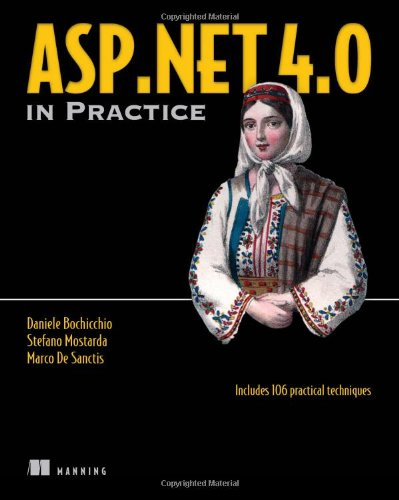 ASP. NET 4. 0 in Practice   2011 9781935182467 Front Cover
