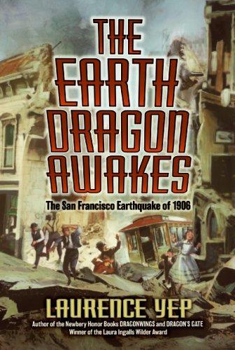 Earth Dragon Awakes The San Francisco Earthquake of 1906 N/A edition cover