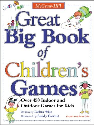 Great Big Book of Children's Games   2004 edition cover
