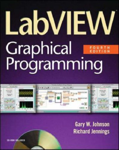 Labview Graphical Programming  4th 2007 (Revised) 9780071451468 Front Cover