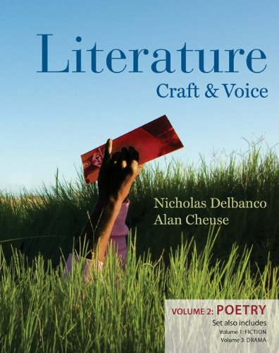 Literature: Craft & Voice (Volume 2, Poetry) with Connect Literature Access Code   2010 edition cover