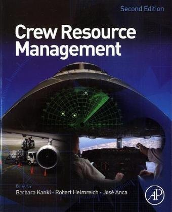 Crew Resource Management  2nd 2010 edition cover
