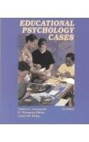 Educational Psychology Cases  2nd 2002 (Revised) edition cover