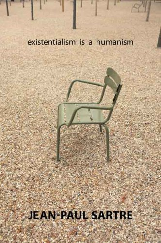 Existentialism Is a Humanism   2007 (Annotated) 9780300115468 Front Cover