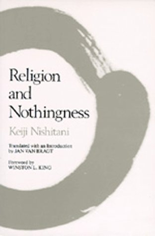 Religion and Nothingness   1983 edition cover