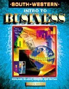 Intro to Business  4th 2000 (Revised) 9780538691468 Front Cover