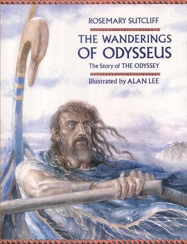 WANDERINGS OF ODYSSEUS:STORY O 1st 9780711218468 Front Cover