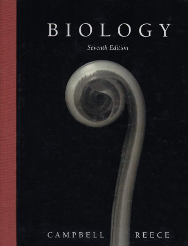 Biology  7th 2005 (Revised) edition cover
