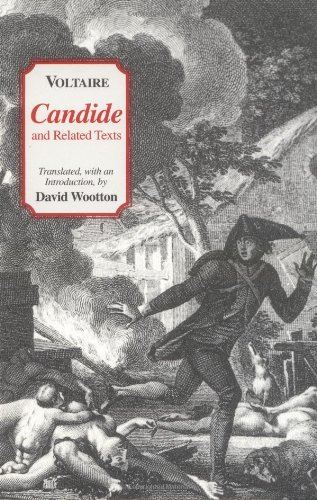 Candide And Related Texts  2000 edition cover
