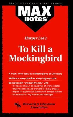 To Kill a Mockingbird MAXNotes  2004 (Student Manual, Study Guide, etc.) edition cover