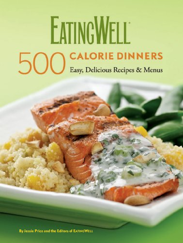 500-Calorie Dinners Easy, Delicious Recipes and Menus N/A 9780881508468 Front Cover