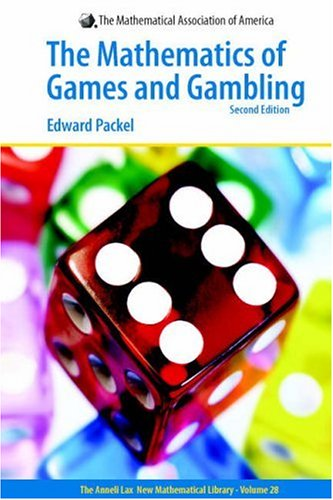 Mathematics of Games and Gambling  2nd 2006 (Revised) edition cover