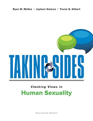 Taking Sides: Clashing Views in Human Sexuality  2016 9781259410468 Front Cover