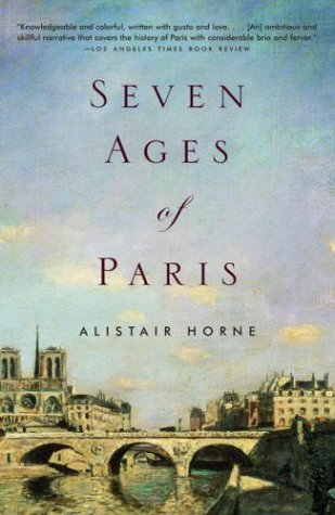Seven Ages of Paris   2002 9781400034468 Front Cover