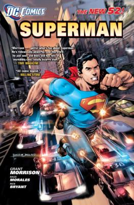Superman and the Men of Steel   2012 9781401235468 Front Cover